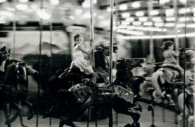 Frank Paulin, 'Carousel, New Orleans', 1952