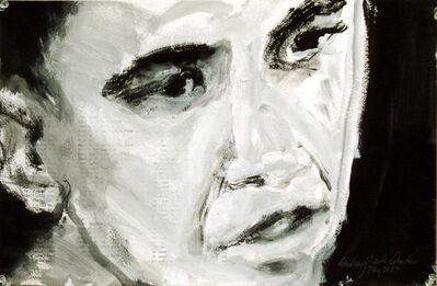 Audrey Anastasi, 'Obama', 2009