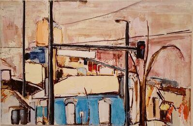 Meghan Wilbar, 'The Blue House', 2015