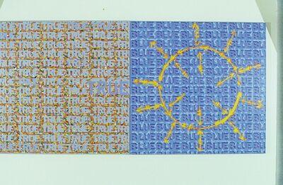 Roland Bernier, 'True Blue', 1992-1993