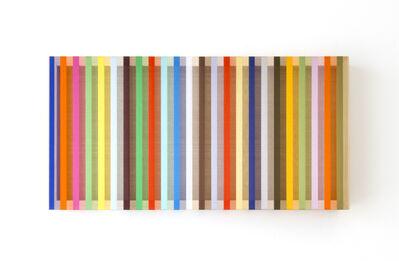 Brian Wills, 'Untitled (multi-colored spectrum)', 2018