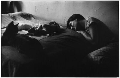 Elliott Erwitt, 'New York City', 1953