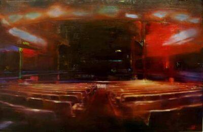 Eduard Resbier, 'Verklärte Nacht I', 2016