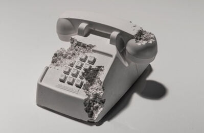 Daniel Arsham, 'Future Relic 05: Telephone', 2016