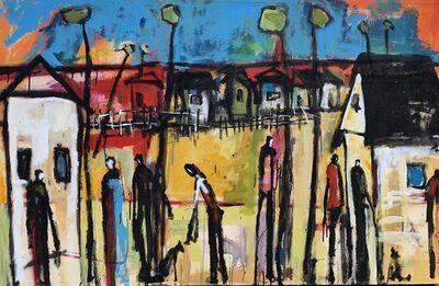 Ronald WICK Wickersham, 'Village People III', 2019