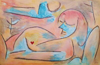 Paul Klee, 'L'hiver', 1938
