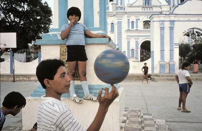 Alex Webb, 'Tehuantapec, Mexico', 1985