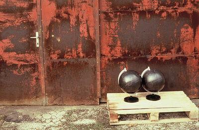 Tadej Pogačar, 'Travelling Globes', 1990