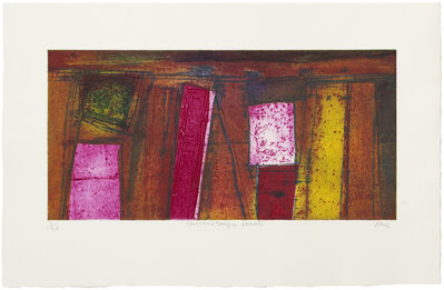 Barbara Rae, 'Carrowteige West', 2004