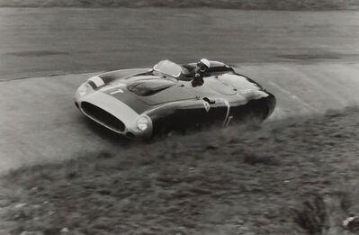 Jesse Alexander, 'Eugenio Castellotti, Ferrari, 86 Monza, Nurburgring, Germany', 1956