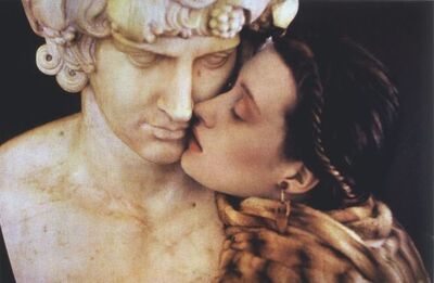 Sheila Metzner, 'Passion of Rome', 1986