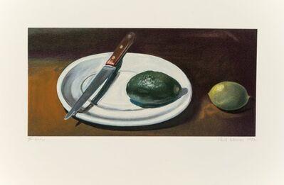 Paul Wonner, 'Avacado', 1992