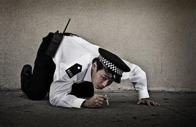 Nick Stern, 'Coke Cop'