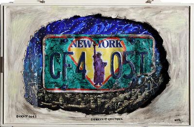 Konstantin Bokov, 'Liberty New York', 2003
