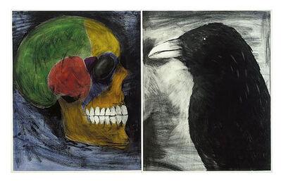 Jim Dine, 'Technicolor II', 1996