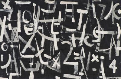 Emerson Woelffer, 'Torment', 1951