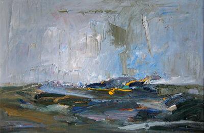 John Young Zerunge 杨子荣, 'Seascape', 1987