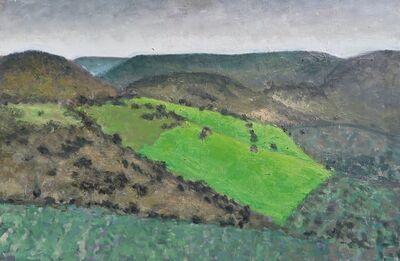 Albert Hadjiganev, 'Champ vert'