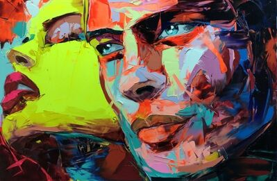 Françoise Nielly, 'Quiproquo', 2019