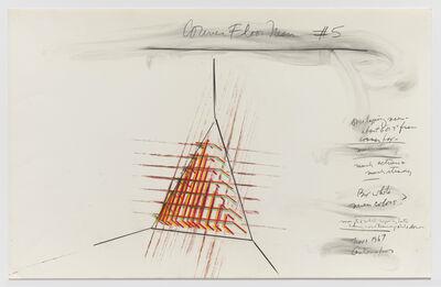 Stephen Antonakos, 'Corner Floor Neon #5', 1967