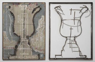 Juan Garaizabal, 'Wall Pattern Vase des Tuileries I', 2014