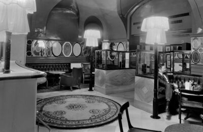 Margherita Spiluttini, 'Bar im Palais Schwarzenberg, Wien, AT, Architekt Hermann Czech', 1990