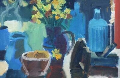 Brian Ballard, 'Daffodils and Jugs ', 1980-2000