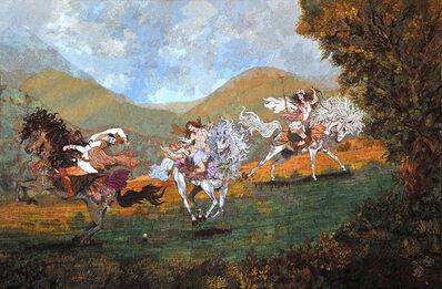 Ahad Saadi, 'Polo', 2014
