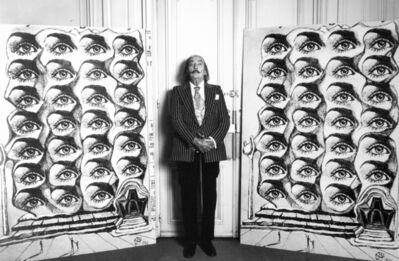 Luc Fournol, 'Salvador Dali', ca. 1970
