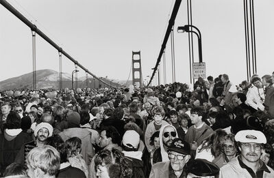 Michael Jang, 'Golden Gate Bridge Fiftieth Anniversary', 1987