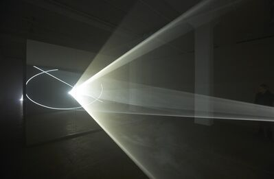 Anthony McCall, 'Split Second (Mirror)', 2018