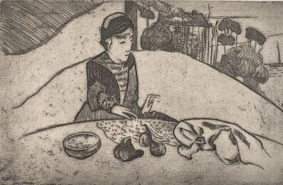 After Paul Gauguin, 'La Femme aux Figues'