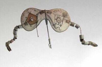 Leonora Carrington, 'Harlequin Mask With Crab Legs', 1976