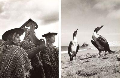 Harold Miller Null, 'Perù', 1945-1949