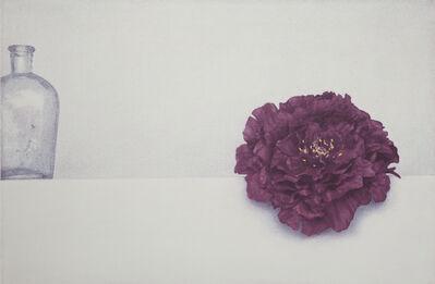 Soo Kang Kim, 'flower and bottle', 2012