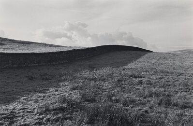 George A. Tice, 'Stonewall, Haworth Moor, England', 1990