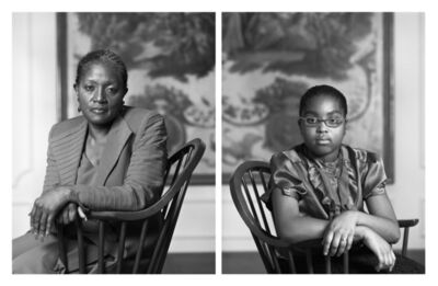 Dawoud Bey, 'Betty Selvage and Faith Speights', 2012