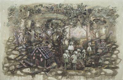 Carol Wainio, 'Pour retrouver le chemin', 2014