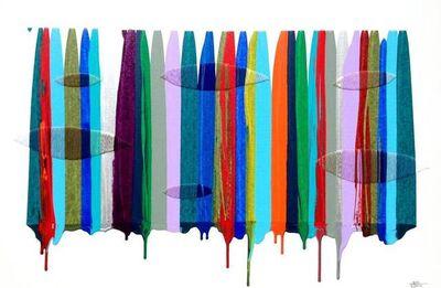 Raul de la Torre, 'Fils I Colors, CCVII', 2014