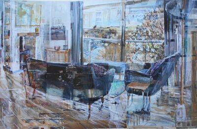 Alison Pullen, 'Devon Interior', 2017