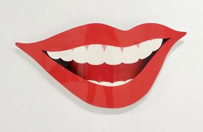 Steve Malinchoc, 'Smilin' Hot Lips 2', 2018