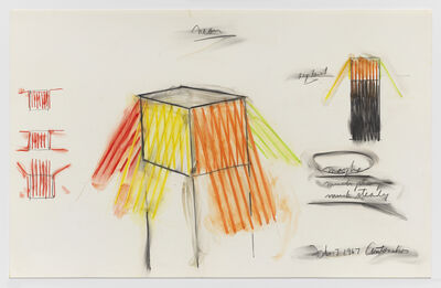 Stephen Antonakos, 'Neon', 1967