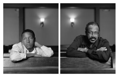 Dawoud Bey, 'The Birmingham Project: Braxton McKinney and Lavone Thomas', 2012