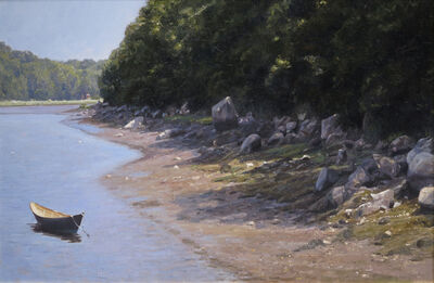 Warren Prosperi, 'Low Tide, Lobster Cove, Annisquam, Massachusetts', 2014