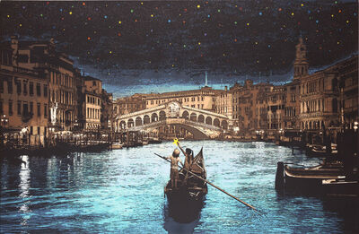 roamcouch, 'Wish Upon A Star Venice', 2015