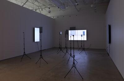 Emmanuel Van der Auwera, 'VideoSculpture XX (World's 6th Sense)', 2019