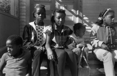 Dawoud Bey, 'Five Children, Syracuse, NY', 2005