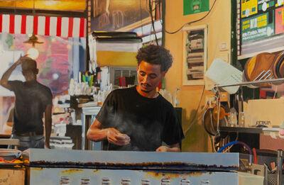 Yigal Ozeri, 'Untitled; A Tel Aviv Story', 2020