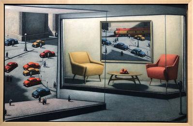 Michael Chapman, 'Modern Fun Metropolitan Windows No. 4', 2020