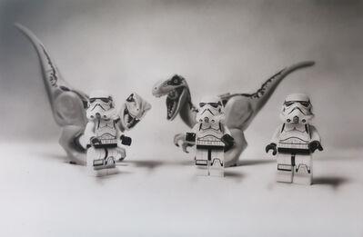 Luis Feo, 'Los vigilantes VIII', 2020
